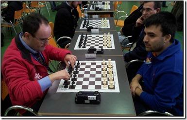 Vitor Costa vs Luis Romano