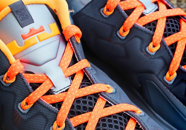 Brand New Nike LeBron 11 Low 8220Lava8221 Style Drops on Saturday