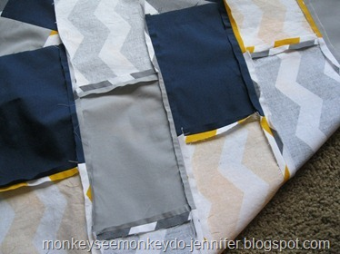 chevron quilt tutorial (4)