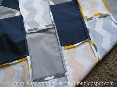 chevron quilt tutorial (4)
