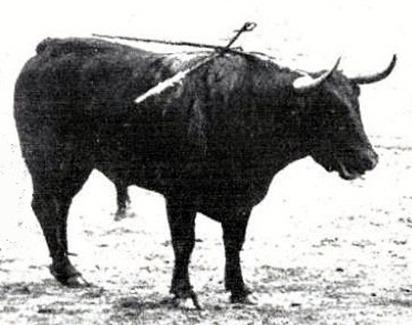 1917-05-04 (Mundo Grafico) Madrid Joselito (3º) viendo morir (2)