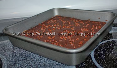 Chocolate-Chip Cookie Bottom Brownies - Gluten Free oven fresh