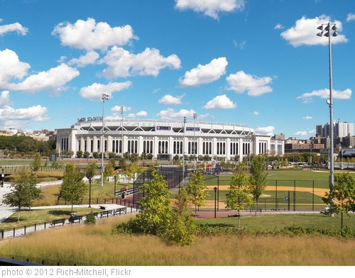 'Yankee Stadium and Heritage Field, September 2012' photo (c) 2012, Rich-Mitchell - license: http://creativecommons.org/licenses/by/2.0/