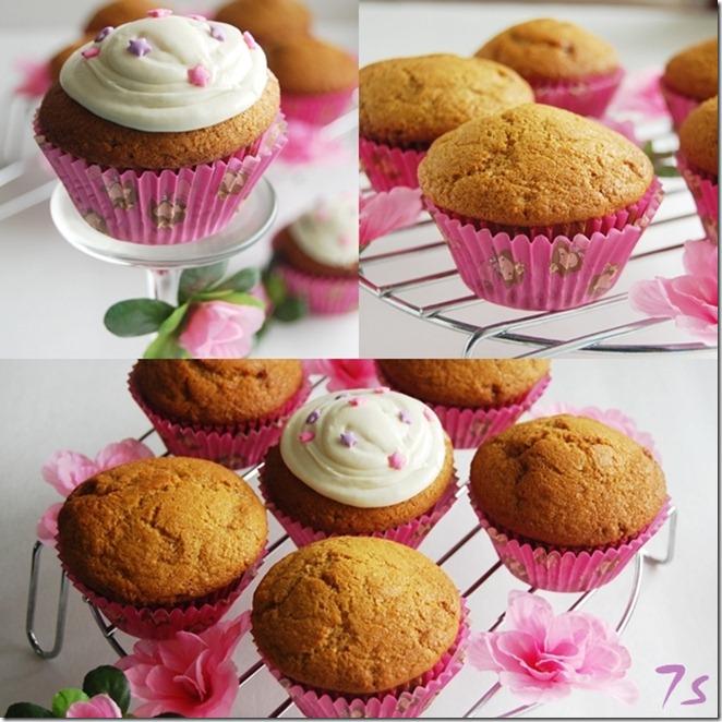 Wheat muffin