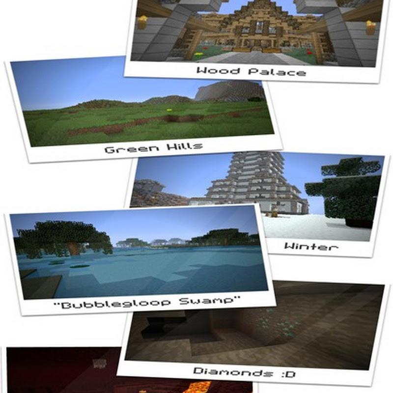 Minecraft 1.3.2 - ObiCraft Texture Pack 64x