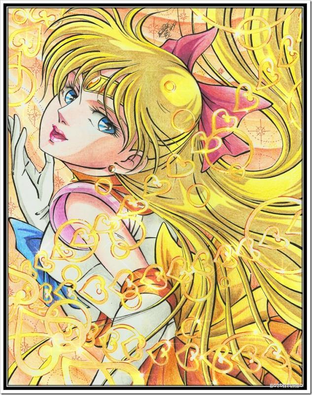 Sailor Venus - Saint Seiya Araki
