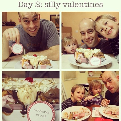 Day 2 Silly Valentines