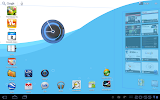Motorola Xoom - esempio di transizione fra due schermate