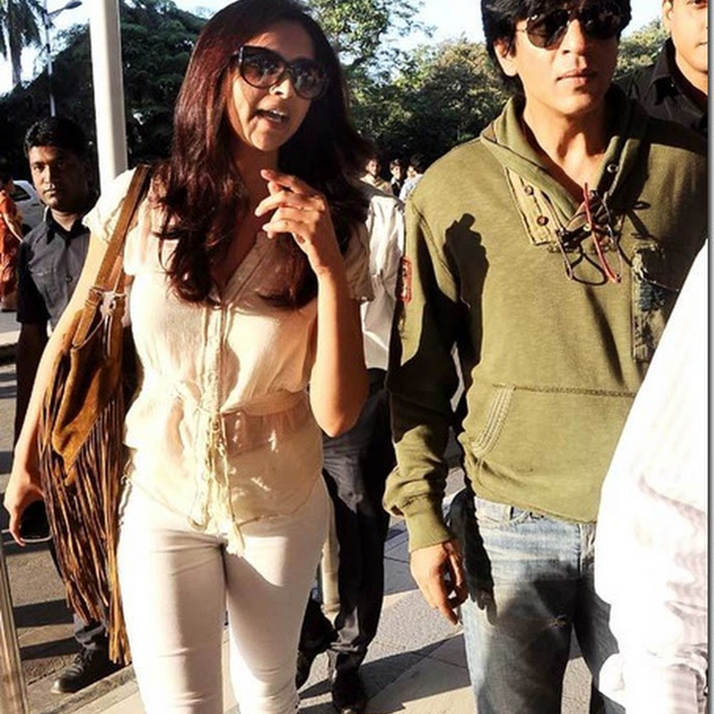 Shahrukh Khan, Deepika Padukone leaving for Goa!