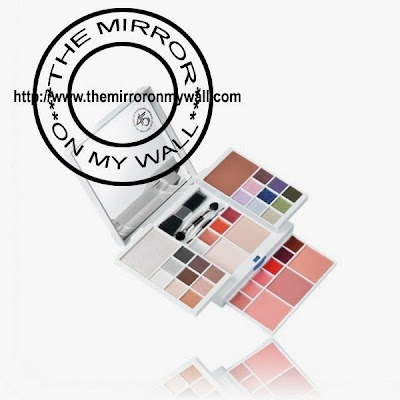 Oriflame LA STHLM make up pallet
