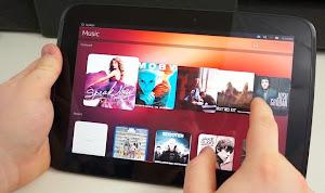 Tablet con Ubuntu preinstallato