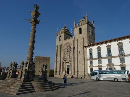 Obiective turistice Porto: Catedrala din Porto