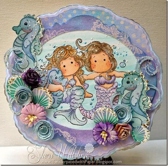 Mermaid Tilda & Little Mermaid