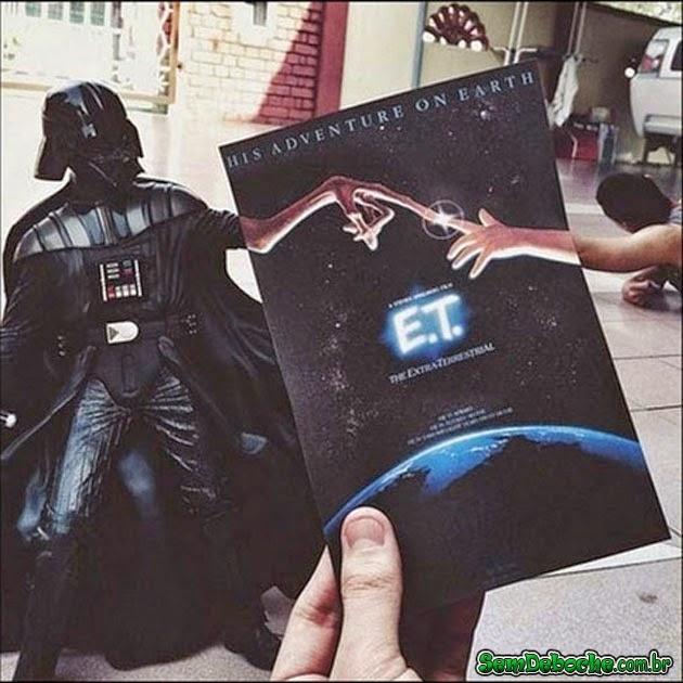 E.T. - O EXTRATERRESTRE!