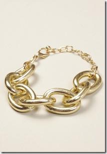 chic chain bracelet