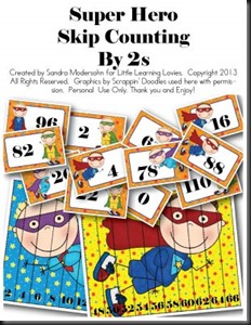 LLL_SuperHero_SkipCounting_By2s_CardsAndPuzzles