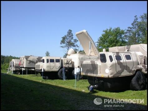 Russie une armée gonflable-41
