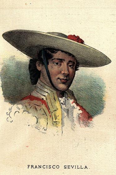 1883-08-13 nº 24 La Lidia Francisco Sevilla (Lám.) - Detalle 01