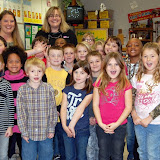 WBFJ Cici's Pizza Pledge - Walkertown Elementary - Mrs. Bray's 2nd Grade Class - 1-16-13