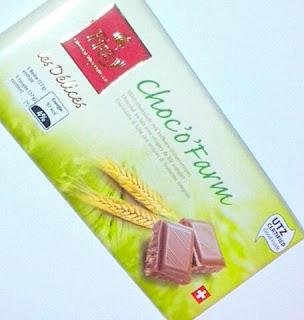 Migros Schokolade Frey