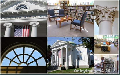 Hollis NH Library