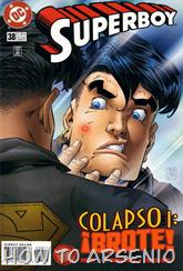 Actualización 12/02/2015: Superboy Vol.3 - traducido por Reddjack y maquetado por Rockfull nos traen el #38.