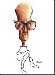 Carlos Drummond por Borges