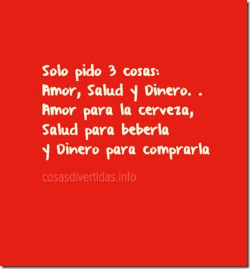 solopido3cosas
