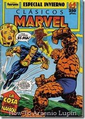 P00001 - Clásicos Marvel - Esp. In