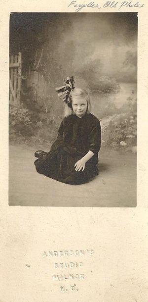 Wanda Nordstrom Rothhouse Brainerd Antiques