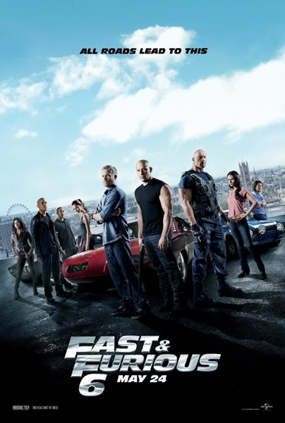 H�zl� ve �fkeli 6 | Fast And Furious 6 | 2013 | Extended | 1080p BluRay | x264 | DUAL