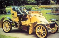 Vauxhall 1905 8 HP