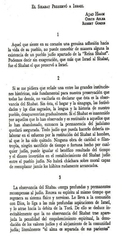 Shabat - Heschel 3 Vers. Impr.