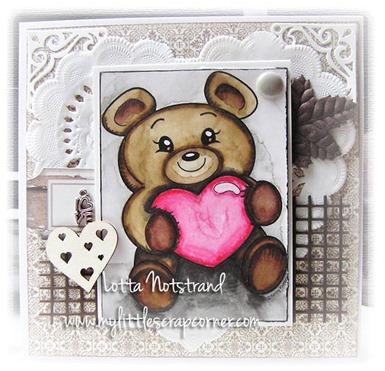 Lotta - teddy bears