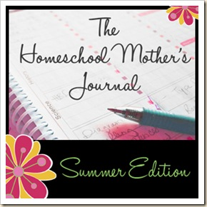 Summer-Edition mother journal