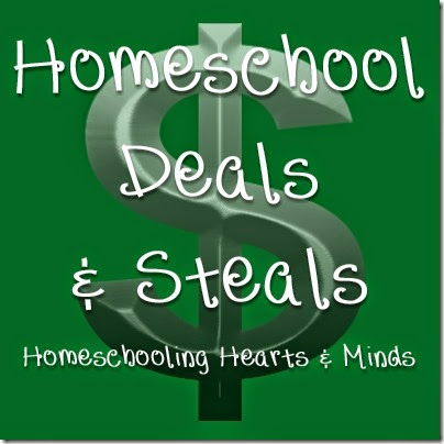 Homeschool Deals & Steals for 5/8/14 at Homeschooling Hearts & Minds