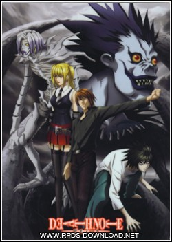 5050be2f06eae Death Note: Completo Dual Áudio HDTV 720p