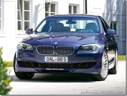 Alpina BMW B5 Bi-Turbo 1