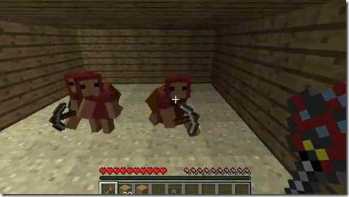 Minecraft-minions