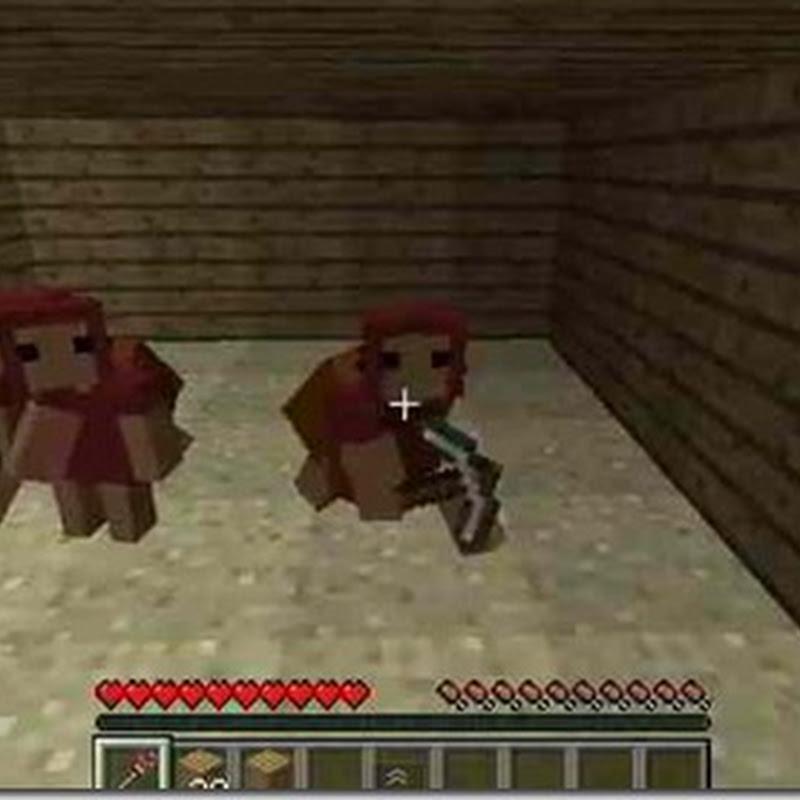 Minecraft 1.3.2 - Minecraft Minions Mod