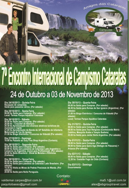 Cartaz Programa Motor Home copia