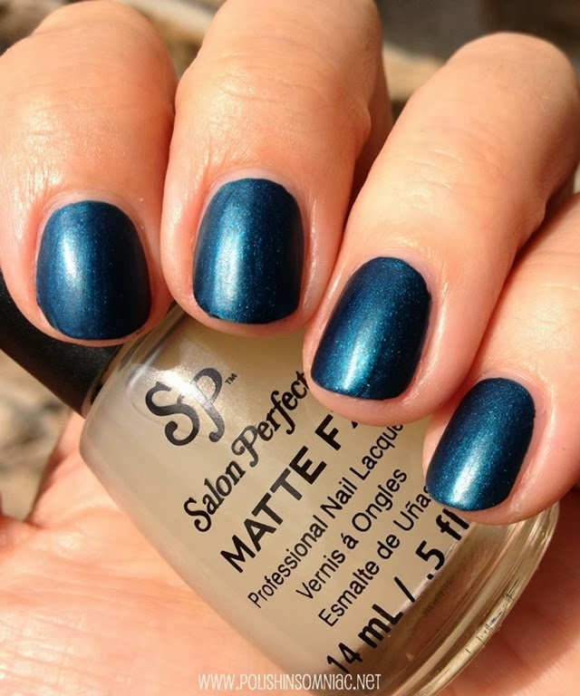 Salon Perfect Nautical Nights with Matte FX 3