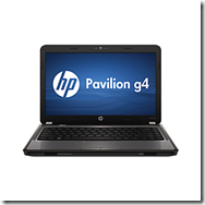 "Buy HP G4-1303AU Notebook at Rs. 15999 (APU Dual Core- 2GB RAM- 500GB HDD- 14""- DOS) (Black) (D7Z60PC)"