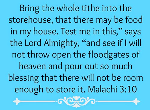 Malachi 310