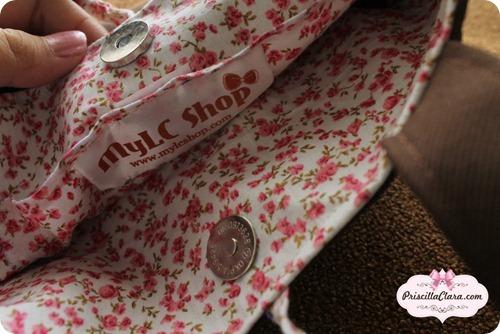 My Lovely Corner Bag Priscilla