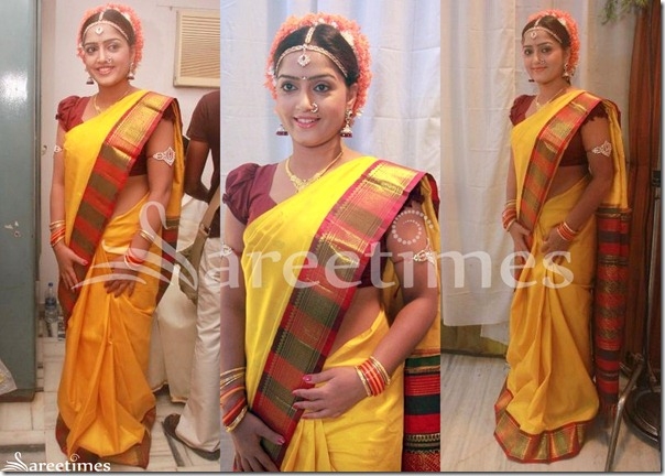 Selvi_Yellow_Traditional_Silk_Saree