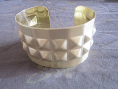 hyphen gold cuff2, bitsandtreats