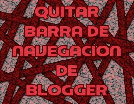 quitar barra de navegación del blog - imagen principal del post
