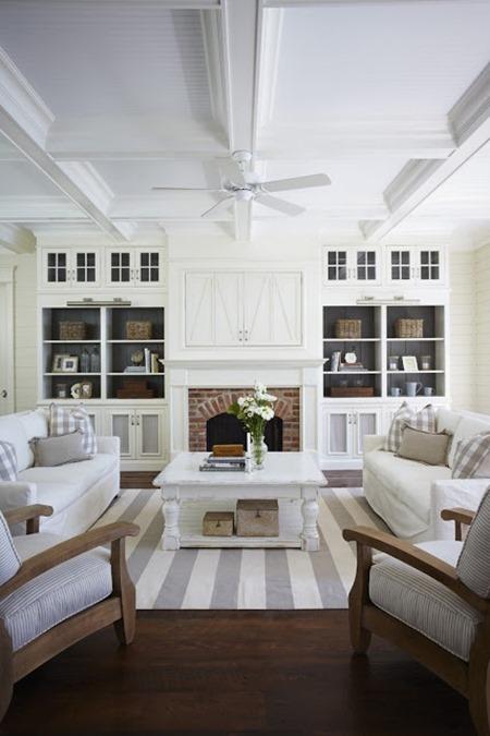 Placing Furniture on Rug
