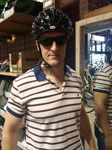 REI Helmet Test 2